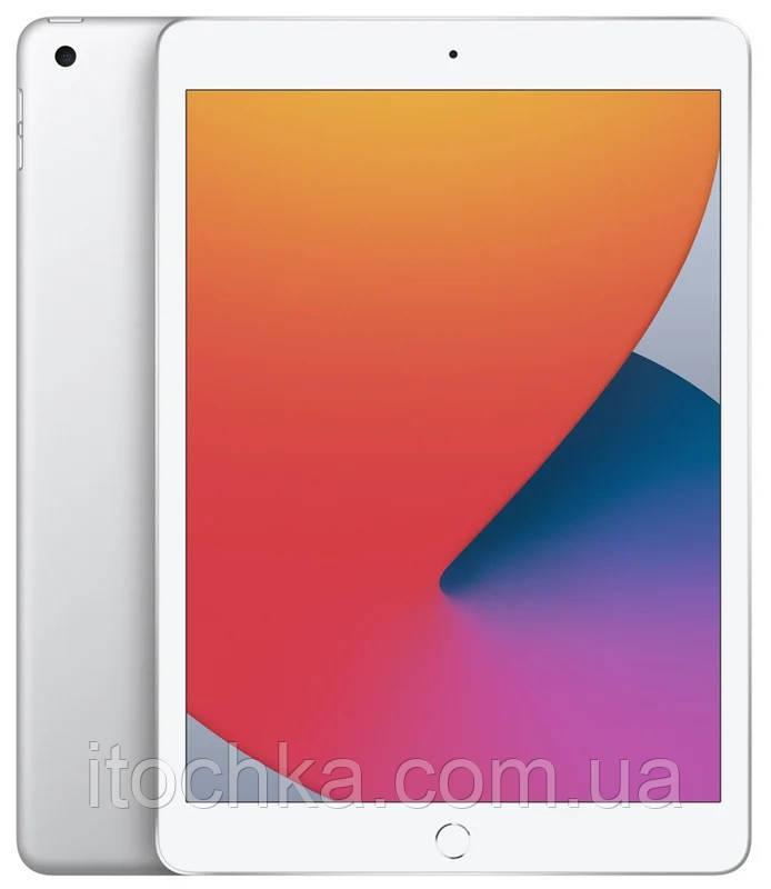 """Apple iPad 8 10.2"""" 128Gb Wi-Fi Silver (MYLE2) 2020"""