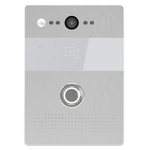Вызывная панель BAS-IP AV-07B silver для IP-домофонов