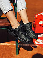 Кроссовки Nike Air Force Black, фото 1