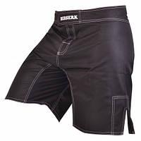 Удобные шорты для единоборств Berserk Sport черный