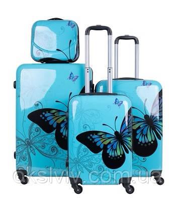 BAGIA Італія валізи чемоданы сумки на колесах
