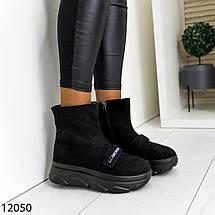 Ботинки на сплошной платформе, фото 2