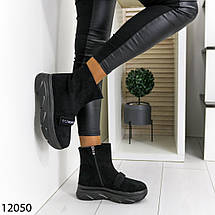 Ботинки на сплошной платформе, фото 3
