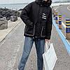 Куртка женская теплая, размер  48 (XL) AL-8527-10, фото 2