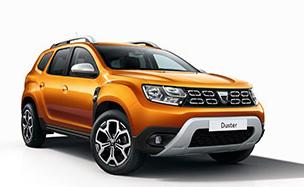 Dacia Duster 2018-