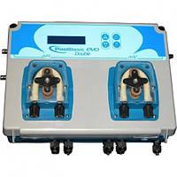 Измерительно-дозирующая станция Seko Pool basic Pro pH/Cl-1.5 л/ч (с перистальтическими насосами)