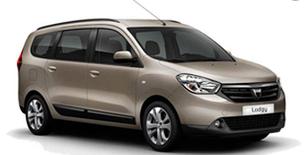 Dacia Lodgy 2012-