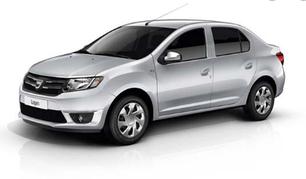 Dacia Logan 2013-