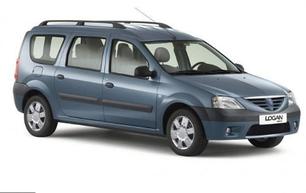 Dacia Logan MCV 2006-