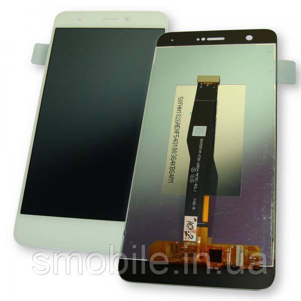 Huawei Дисплей Huawei Nova с сенсором, белый (копия ААА)