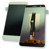 Huawei Дисплей Huawei Nova с сенсором, белый (копия ААА), фото 1