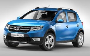Dacia Sandero Stepway 2013-