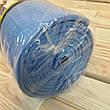 Коврик для йоги Power System Fitness Yoga 180 см Синий (Оригинальные Фото), фото 3
