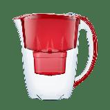 Фільтр-глечик Аквафор Аметист (червоний) 2,8 л для очищення водопровідної води, фото 5