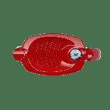 Фільтр-глечик Аквафор Аметист (червоний) 2,8 л для очищення водопровідної води, фото 3