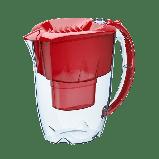 Фільтр-глечик Аквафор Аметист (червоний) 2,8 л для очищення водопровідної води, фото 4