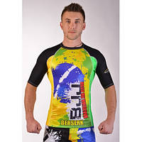 Мужская футболка-рашгард сохраняющяя тепло Berserk Sport