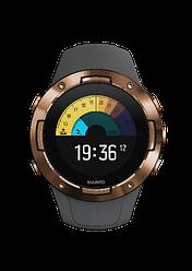 GPS-часы в компактном корпусе для спорта SUUNTO 5 GRAPHITE COPPER