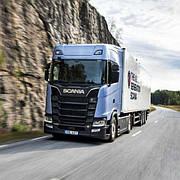 Грузовой сервис Scania