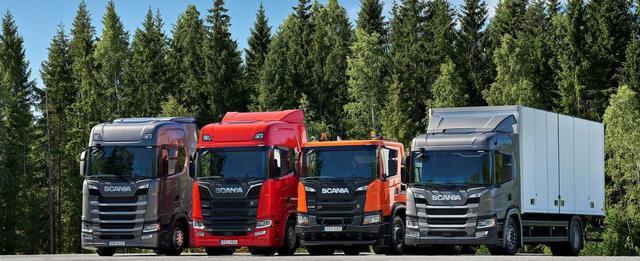 Ремонт и обслуживание Scania - фото