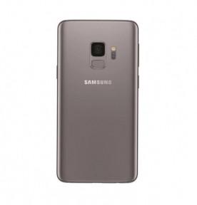 Задняя крышка Samsung G960F Galaxy S9 серая Titanium Grey Оригинал Китай