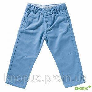 Джинсы для мальчика (дымчато-голубые), Girandola, размеры 86, 92