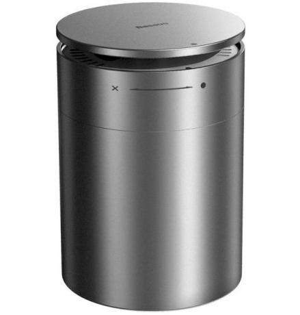 Автомобильный ароматизатор Baseus Minimalist Car Cup Holder Air Freshener (Ocean) Silver