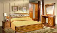 Спальня из натурального дерева ВИКТОРИЯ Гарнитур для спальни Мебель для спальни Разные цвета Элеонора стиль