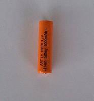 Аккумулятор 18650 li ion, 3.7В/5Ач, источник автономного питания