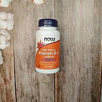 Now Foods Vitamin D-3 1000IU 180 soft , витамин Д 3 Нау фудс, фото 1