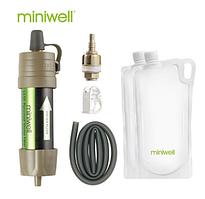 Портативний фільтр для води miniwell L630