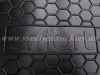 Коврик в багажник Smart Fortwo 450 и 451 - ФОТО!