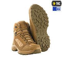 M-Tac ботинки тактические демисезонные койот, фото 1