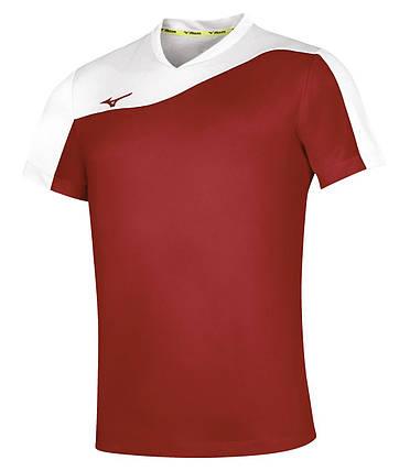 Волейбольная футболка Mizuno Authentic Myou Tee V2EA7003-62, фото 2