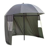 Зонт палатка тент для рыбалки 2 окна 2.20 м SF23774