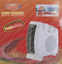 Тепловентилятор Silver Crown HF1714 (1000/2000 Вт)