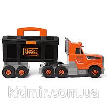 Вантажівка з інструментами Black Decker Smoby 360175