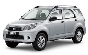 Daihatsu Terios 2006-ihatsu