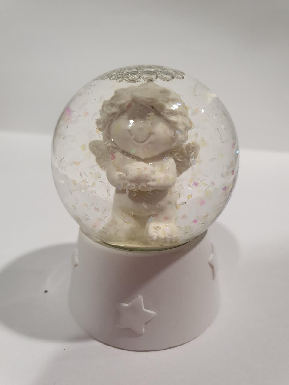 """Снежный водяной шар """"Ангелок"""""""