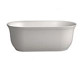 Нужно дешевле? Звоните. TUSCAN ванна 150*80см, с интегр. сливом-переливом и донным клапаном «click-clack», фото 2