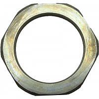 Гайка ступицы колеса опорного левого (резьба правая М70х1,5) БПД-4,2, фото 1