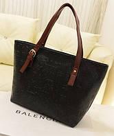Стильная Модная женская сумка,черная, повседневная,фабричная