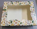 Коробка кондитерська транспортувальна 330х255х110, фото 2