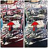 Зимний свитер женский крупным с рисунком Gerekli 4347 (в расцветках 42-46), фото 3