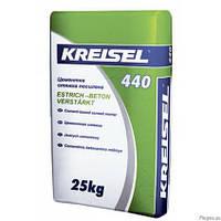 Цементная стяжка Крайзель 440, Kreisel 440 estrich-beton (25кг)