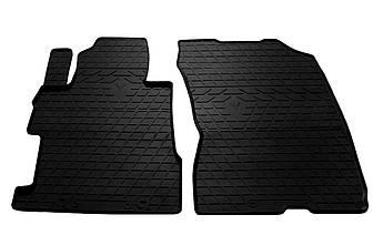 Коврики в салон резиновые передние для Honda Civic 4d (sedan) 2006-2011 Stingray (2шт)