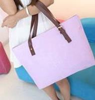 Стильная Модная женская сумка, повседневная, сиреневая