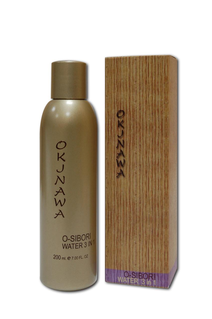 Вода для снятия макияжа 3в1 Osibori 200мл Okinawa