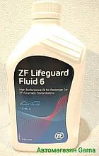 Масло трансмисионное для АКПП ZF LIFEGUARDFLUID 6 (TE-ML 11)