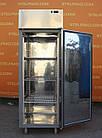 Низкотемпературный глухой шкаф из нержавеющей стали «DGD AF07EKOTN», (Италия), полезный объём 600 л., Б/у, фото 3
